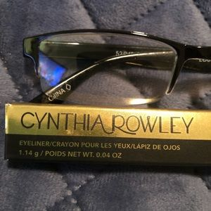 Cynthia Rowley Makeup - Cynthia Rowley Eyeliner Crayon in Matte Brown